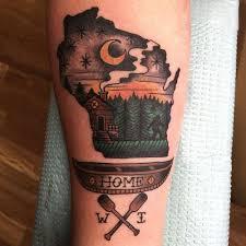 best 25 wisconsin tattoos ideas on pinterest texas body art