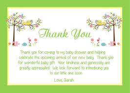 thank you cards baby shower best 25 ba shower thank you ideas on ba shower thank you
