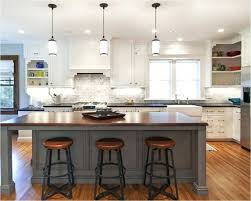 island bench lighting ideas kitchen attractive pendant lights over splendid
