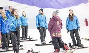 indoor skiing u0026 indoor snowboarding manchester uk chill factore