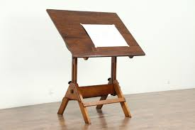 Artist Drafting Table Drafting Table Or Adjustable Vintage Artist Desk Kitchen Island