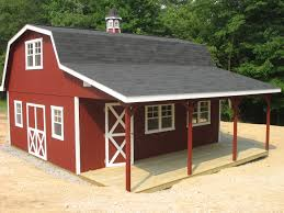 Small Barns Storage Barn