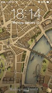 wellingtons map blog covent garden london map iphone wallpaper