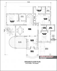 modern contemporary house floor plans awesome new home floor plans free in trend kerala house design