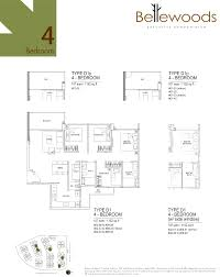 read bellewoods floor plans different unit types and layouts