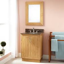 bathroom wood bathroom wall mirror frame over narrow depth