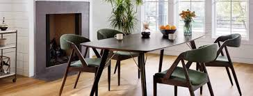 modern dining room furniture mid century modern dining room tables france son