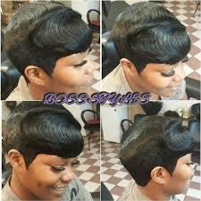 shortcut for black hair shortcut w a wave black hair information