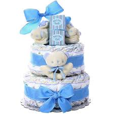 10 best diaper cakes in 2017 decorative two and four tier diaper