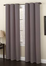 Black And Gold Drapes by Montego Grommet Panels Black U2013 Lichtenberg View All Curtains