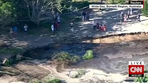 Florida Sinkhole Map by Giant Sinkhole Swallows Busy Intersection Cnn Video