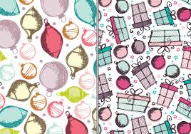 ornaments and gifts photoshop pattern pack free photoshop