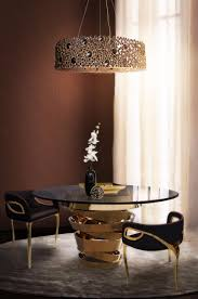 Gold Dining Room by 10 Gold Dining Tables For The Most Luxury Interiors