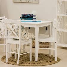 white mdf table top dining table take away 110x75xh76cm table top mdf legs and frame