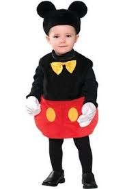 Mickey Mouse Halloween Costume Adults Mickey Mouse Costume Toddlers Costumes