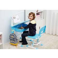 bureau chaise enfant bureau chaise enfant comfortline 70cm bleu