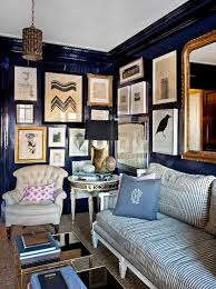 lacquered walls eclectic den library office anne coyle interiors