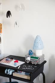 Kids Desk Lamps by Diy Chalkboard Paint Desk