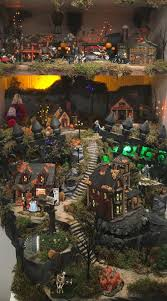 spirit halloween displays best 25 halloween village ideas on pinterest diy halloween