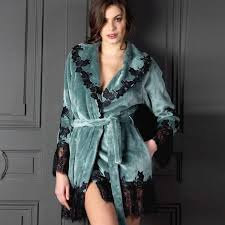 robe de chambre courte femme robe de chambre courte délicat marjolaine 9del2002 4404 caroline