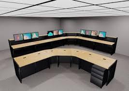 Panel Desk Dispatch Console