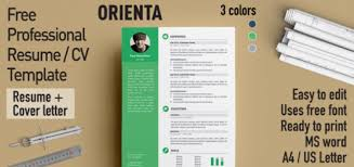 Free Professional Resume Templates Microsoft Word Free Resume Templates With Icons Rezumeet