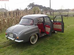 1959 renault dauphine 1961 renault dauphine information and photos momentcar