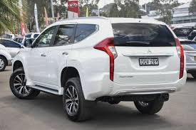 mitsubishi pajero sport 2017 2017 mitsubishi pajero sport glx qe my17 white for sale in