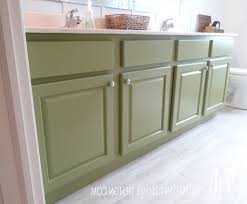 bathroom cabinets painted cabinets how to paint bathroom