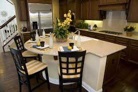 rounded kitchen island 50 high end wood kitchens photos designing idea