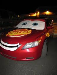 Halloween Costumes Cars Decor Trunk Treat Ideas Decorating Eyes Big