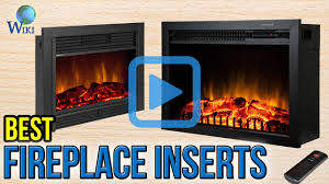 top 10 fireplace inserts of 2017 video review