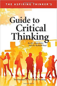 the aspiring thinker s guide to critical thinking dr