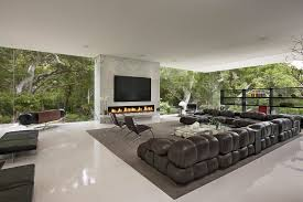 steve home interior stunning glass pavilion by architect steve hermann
