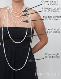 necklace lengths image images White akoya pearl necklace 7 0 7 5mm jpg