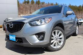mazda pre owned pre owned 2015 mazda cx 5 grand touring low km aluminum wheels