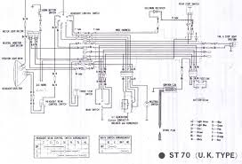 st70 wiring diagram honda wiring diagrams instruction