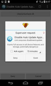 superuser update apk app disable auto update apps apk for windows phone android