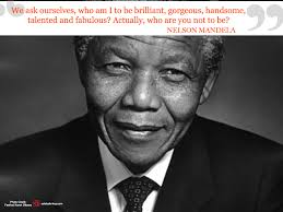 nelson mandela speech education prison youth timeline biography