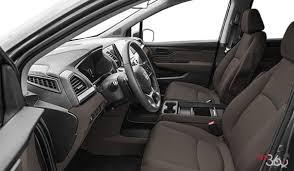 Honda Odyssey Interior 2018 Honda Odyssey Ex Orléans Honda In Orléans