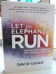 finger painting and let the elephants run book a me moment