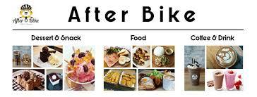 service de cuisine after bike cafe service inicio