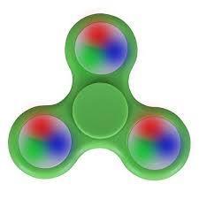 a light up fidget spinner high quality light fidget spinner