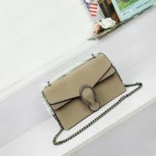 fashion luxury designer handbags high quality suede genuine