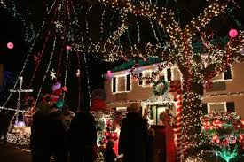 how long are christmas lights west seattle blog photos first night of menashe family christmas