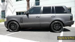 wheels range rover range rover savini wheels