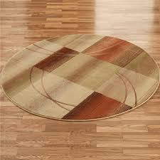 Brown Round Rugs Whimsical Round Rugs