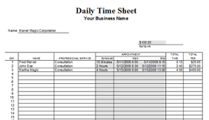 Daily Timesheet Template Excel Daily Timesheet Template Archives Timesheet Template Free