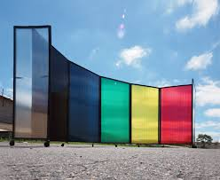 portable room dividers versare celebrates pride with rainbow room divider