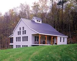 a frame homes this small timber frame home features 1 800 sf and plenty of